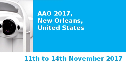 AAO 2017 in New Orleans Visit our booth No. 4932